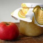 Æblemarmelade med vanilje