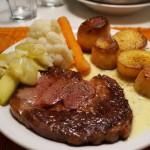 Ribeye Steak med kartoffelfondant