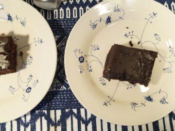 Bedste chokoladekage med kærnemælk