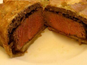Beef Wellington - Bøf Wellington