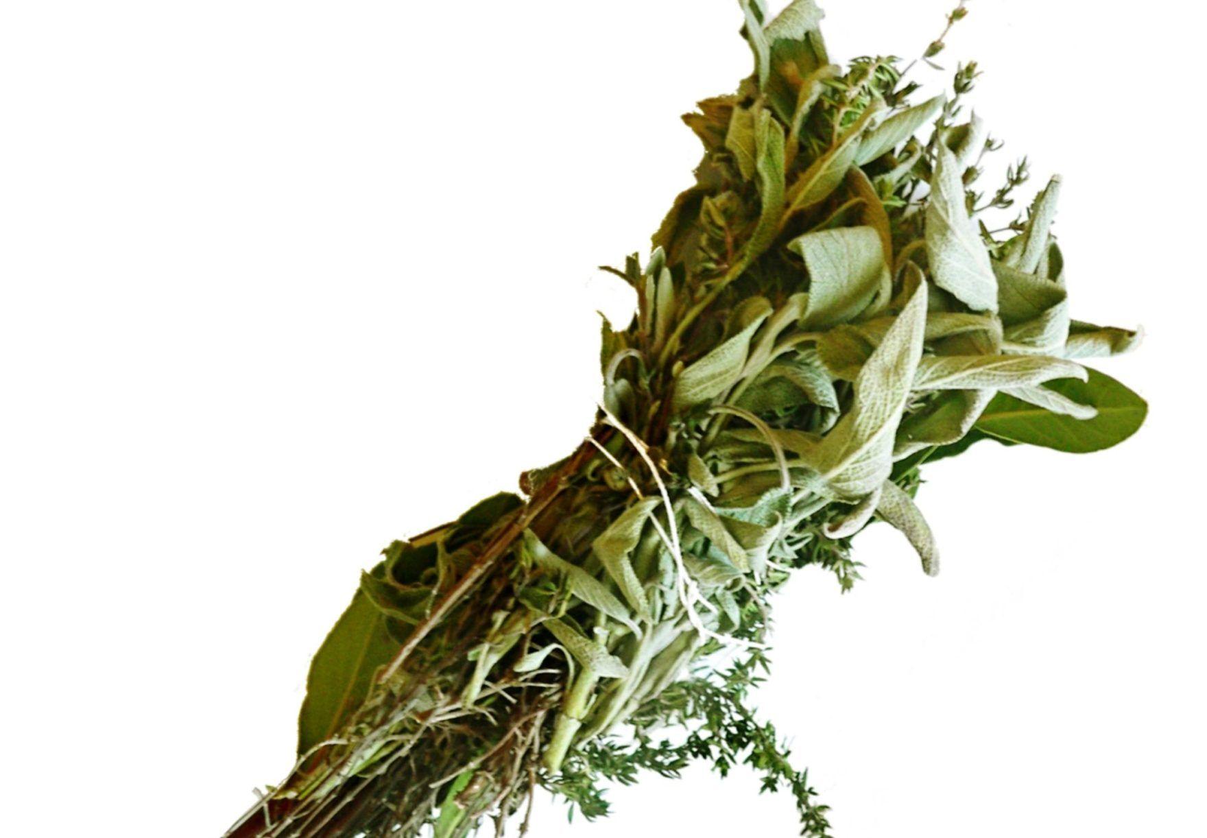 Bouquet garni eller Fransk suppevisk