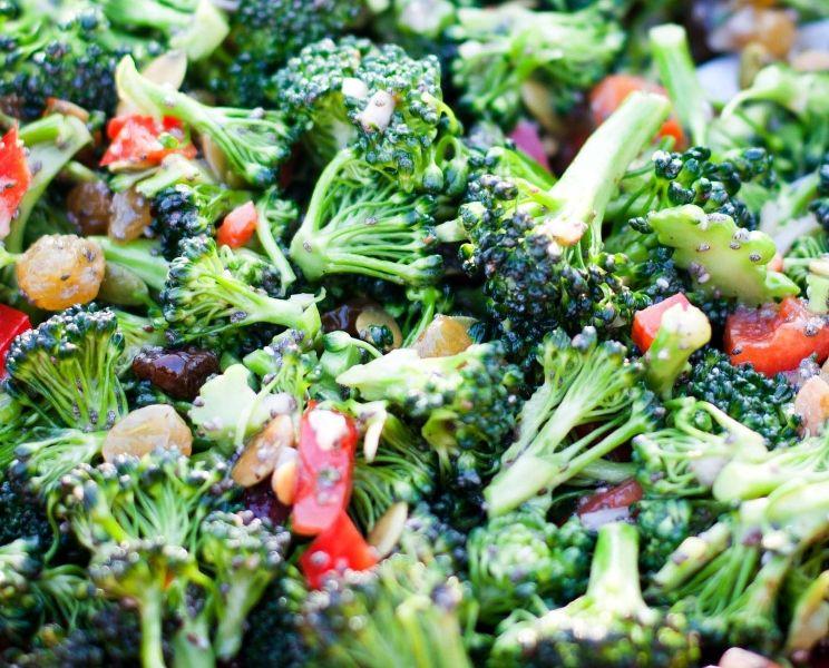 Broccolisalat med pasta