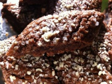 Hjemmelavede chokolade småkager