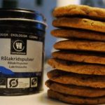 Cookies med lakrids