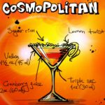 Cosmopolitan klassisk opskrift