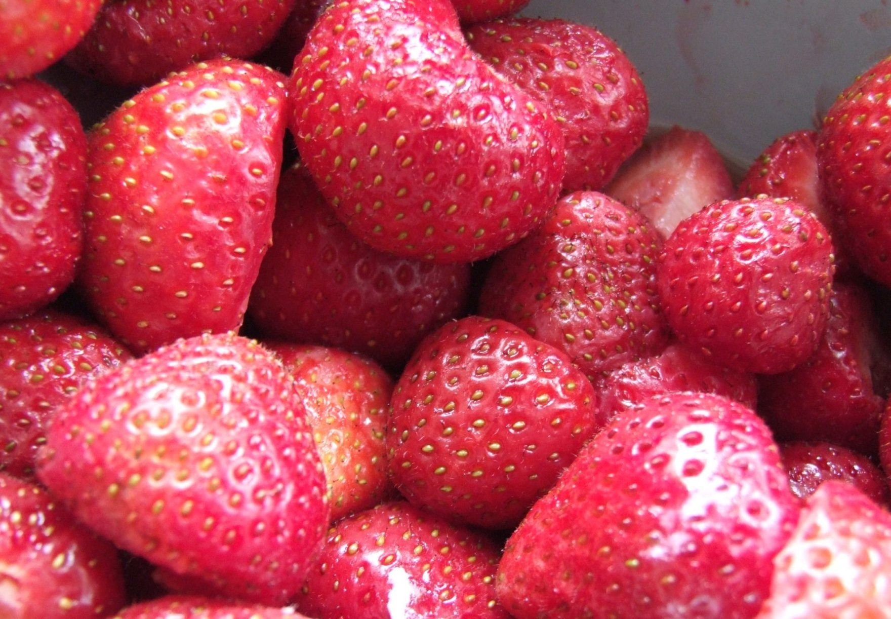 Friske jordbær