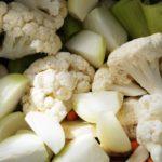 Grøntsager i crockpot
