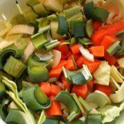 Grøntsager til fond