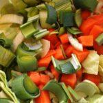 Grøntsagsfond hjemmelavet