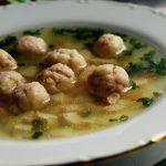 Hjemmelavede kødboller til suppe