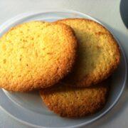 Hjemmelavede lime cookies