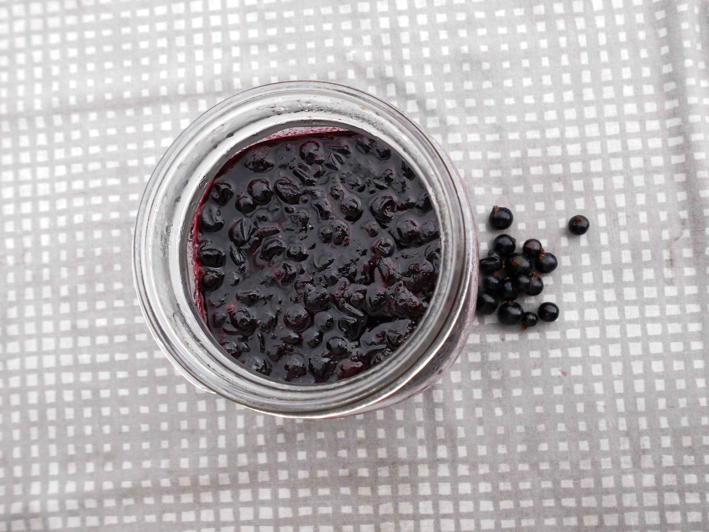 Hjemmelavet solbærmarmelade uden tilsætningsstoffer