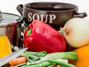 Grøntsager til Hønsebouillon