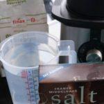 Ingredienser til havredrik og havremælk