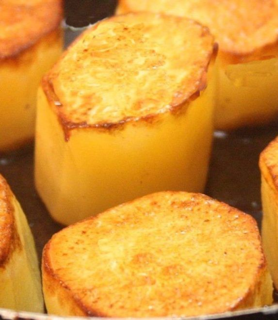 Kartoffelfondant