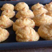Kartoffeltoppe efter ovn