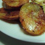 Klatkager af kartofler