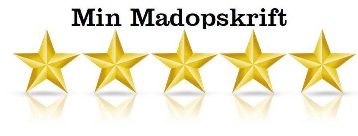 Min Madopskrift 5 star rating