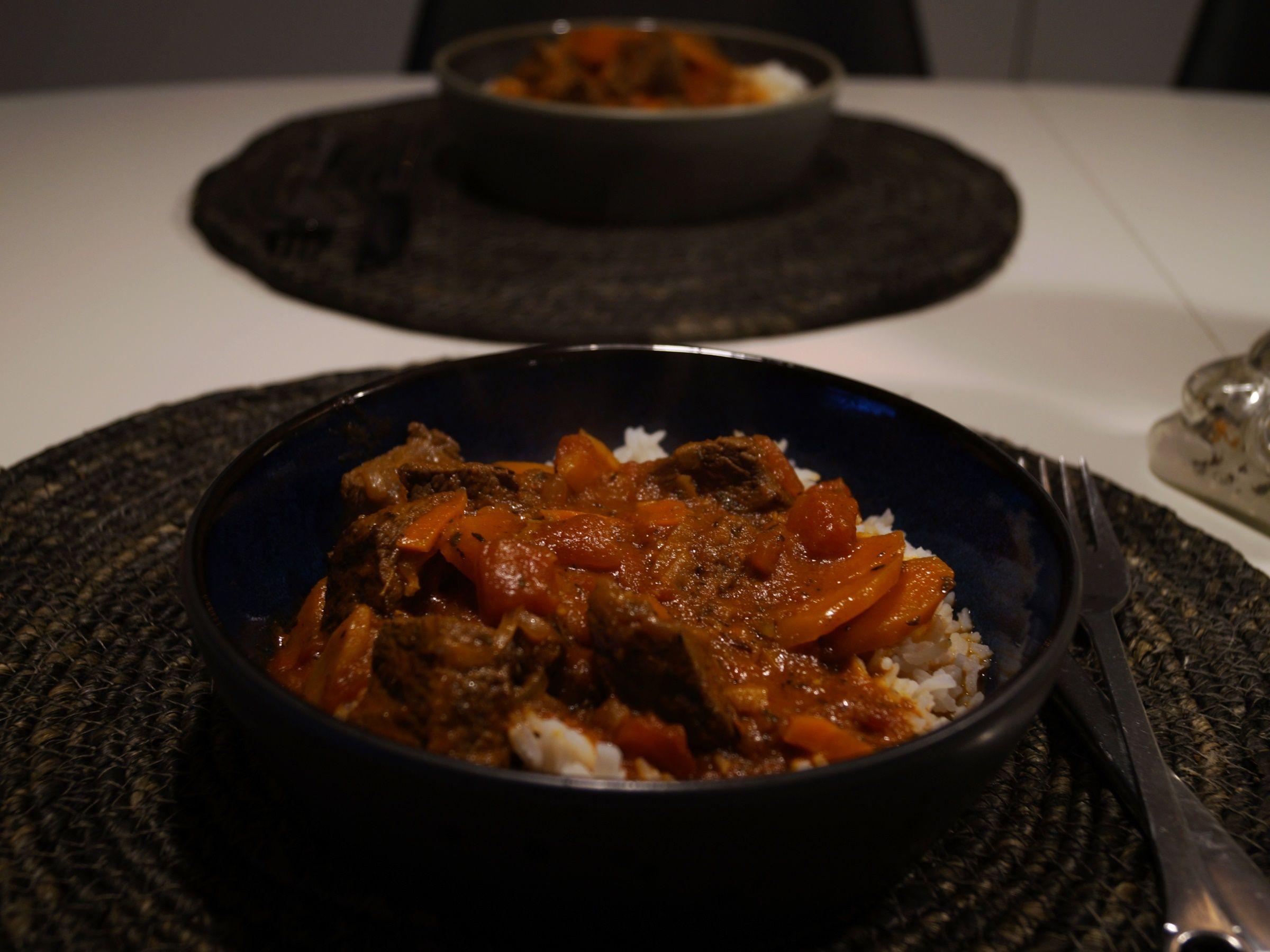 Pad Krapow med oksekød - Phat kaphrao