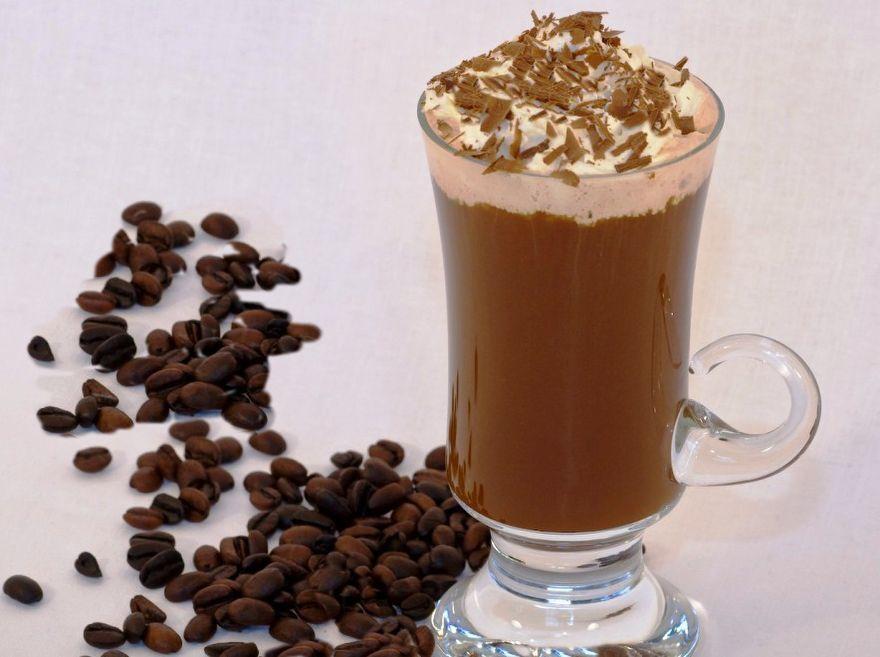 Irish Coffee med Tullamore Dew