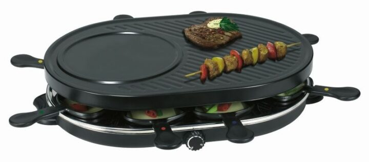 Raclette grill stor