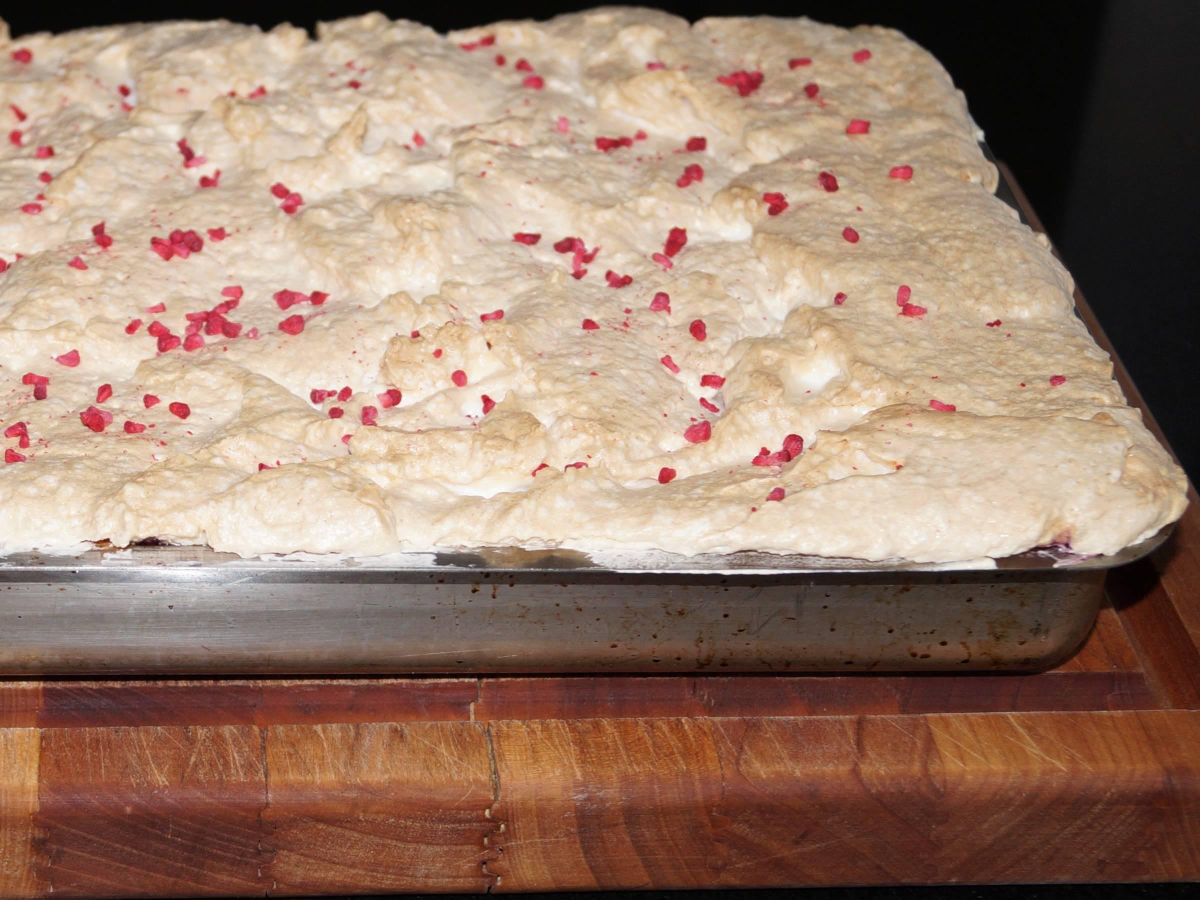 Sådan ser en perfekt bagt bedstefars kage ud