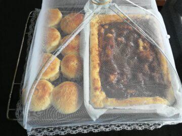 Smørboller og brunsviger