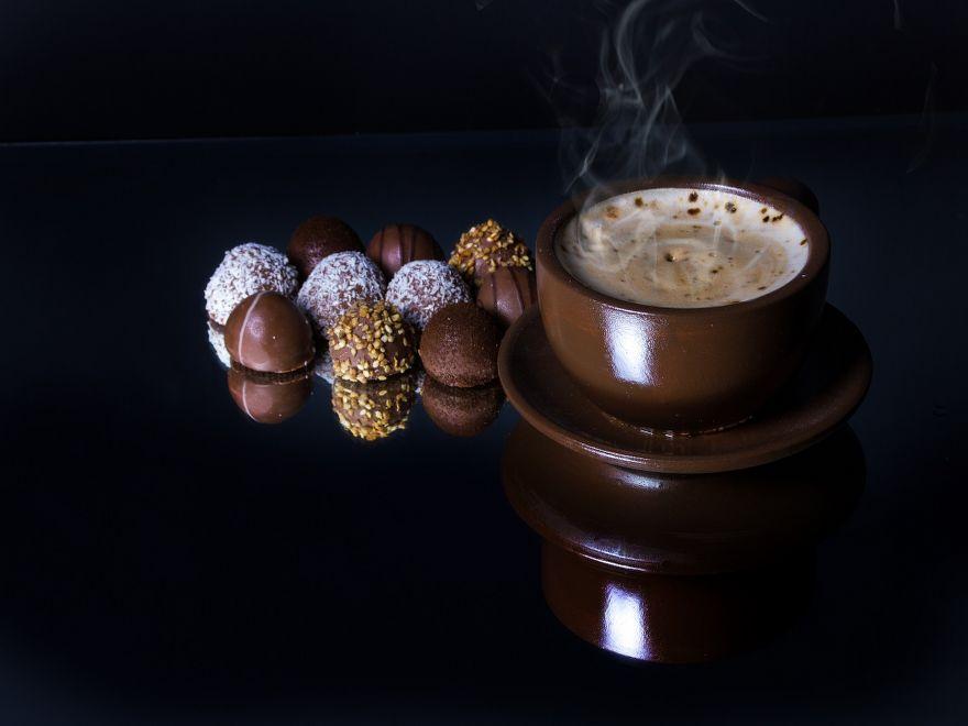 Snøfler og kaffe