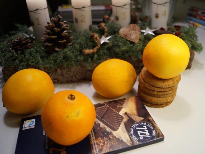 Specier med orange