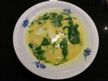 Thai Fiskesuppe med rejer