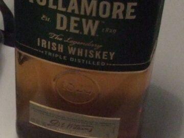 Tullamore Dew til whisky marinade