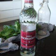 Vodka til kryddersnaps