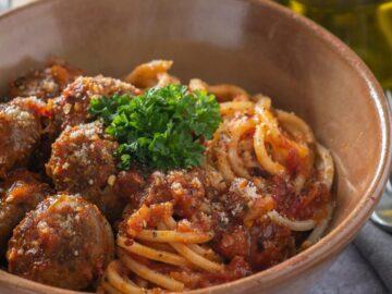 Lady og vagabonden pasta